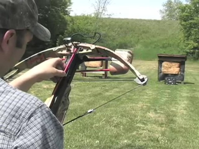 Eagle VI 150 - lb. Compound Crossbow - image 2 from the video