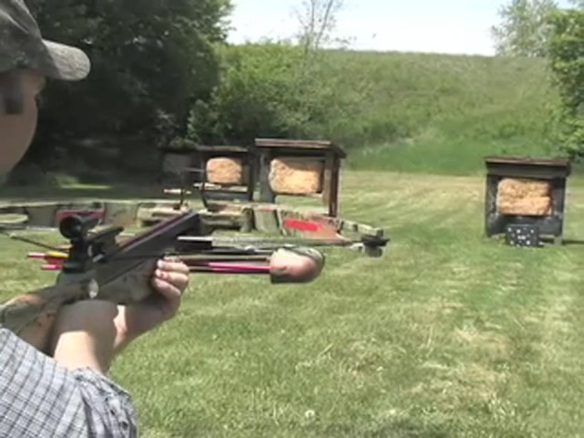 Eagle VI 150 - lb. Compound Crossbow - image 3 from the video