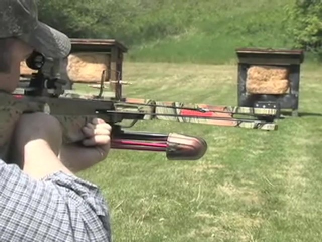 Eagle VI 150 - lb. Compound Crossbow - image 5 from the video