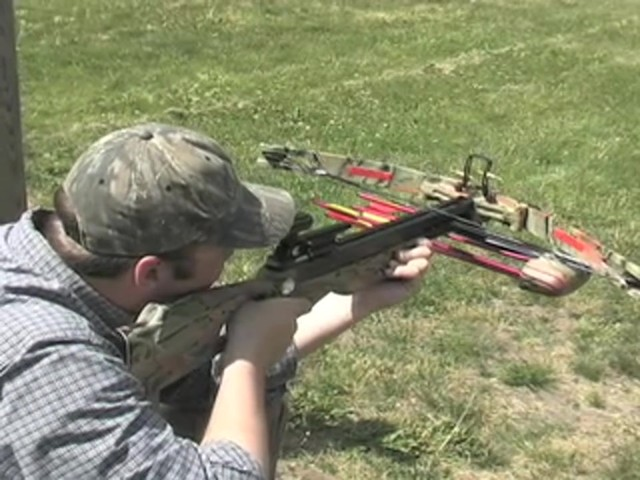 Eagle VI 150 - lb. Compound Crossbow - image 6 from the video