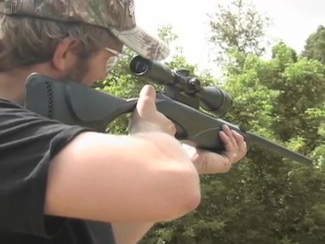 Crosman® Nitro SS Air Rifle and 3 - 9x40 mm A/O Scope - image 10 from the video