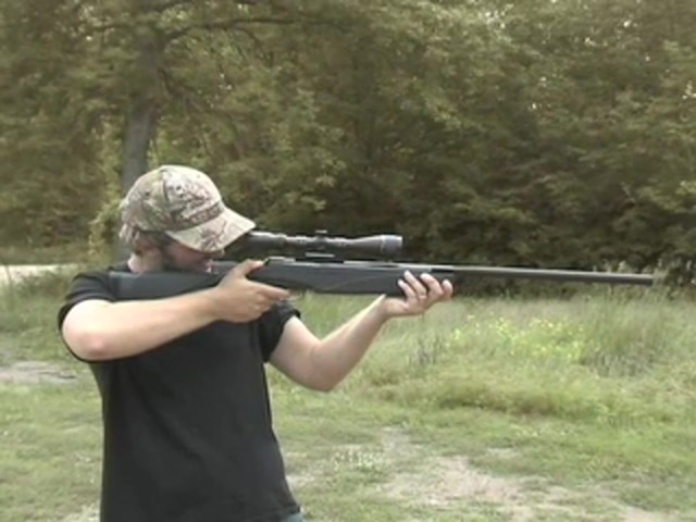 Crosman® Nitro SS Air Rifle and 3 - 9x40 mm A/O Scope - image 2 from the video