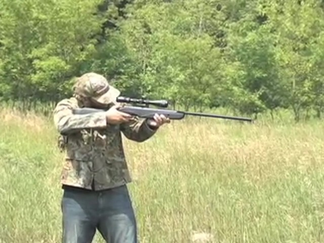 Crosman® Nitro SS Air Rifle and 3 - 9x40 mm A/O Scope - image 4 from the video