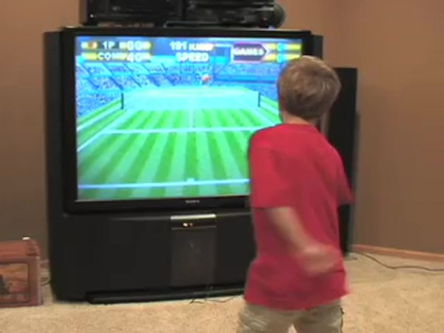 FOX Sports™ Plug and Play 7 - in - 1 Video Game System - image 10 from the video