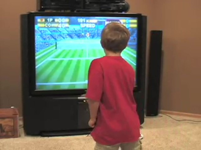 FOX Sports™ Plug and Play 7 - in - 1 Video Game System - image 7 from the video
