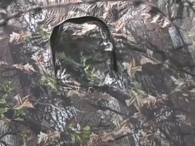 Guide Gear® Deluxe Ground Blind - image 4 from the video