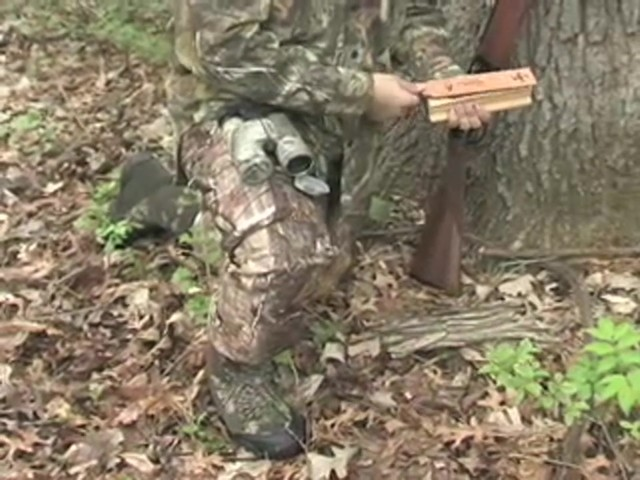 Men's Guide Gear® Waterproof ScentMask™ Shadow Sneaker Hunting Boots Camo - image 7 from the video