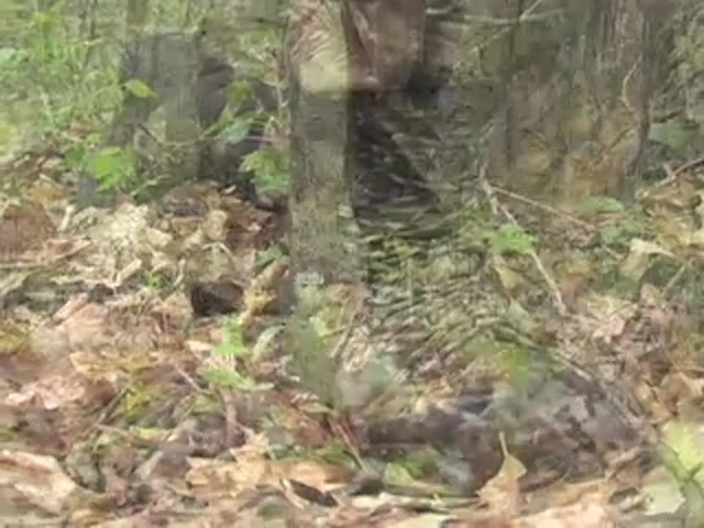 Men's Guide Gear® Waterproof ScentMask™ Shadow Sneaker Hunting Boots Camo - image 8 from the video
