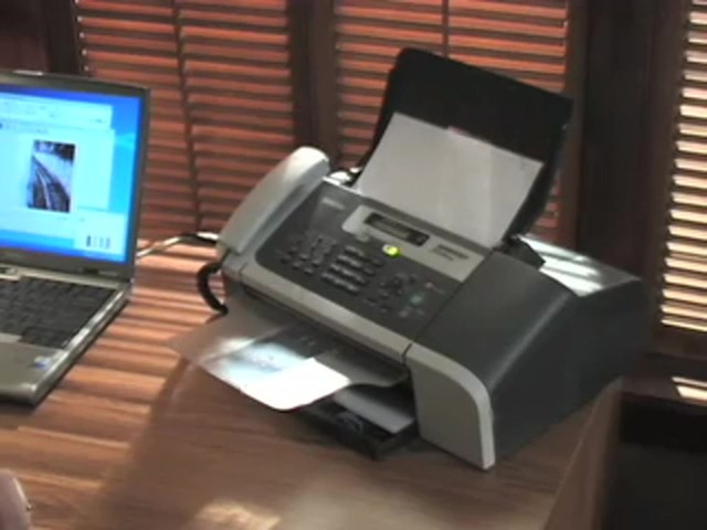 Brother® 1860 Fax / Copier / Printer (Refurbished) - image 10 from the video