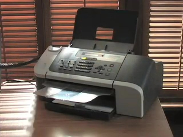 Brother® 1860 Fax / Copier / Printer (Refurbished) - image 7 from the video
