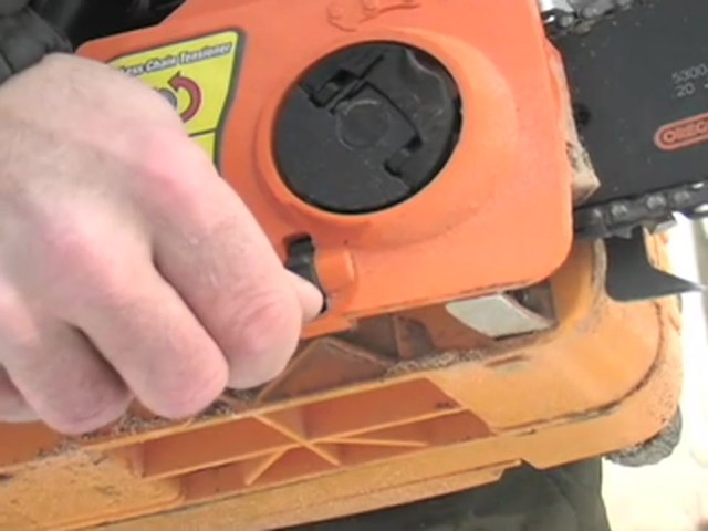 "Poulan Pro® 20"" Chainsaw (Factory Refurbished) - image 6 from the video"