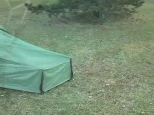 Guide Gear® Full - feature Hiking Tent - image 10 from the video