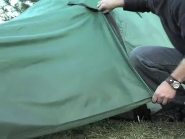 Guide Gear® Full - feature Hiking Tent - image 2 from the video