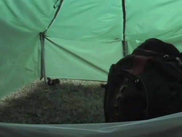 Guide Gear® Full - feature Hiking Tent - image 8 from the video