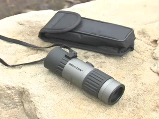 Brunton® Zoom Monocular - image 2 from the video