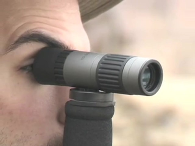 Brunton® Zoom Monocular - image 6 from the video