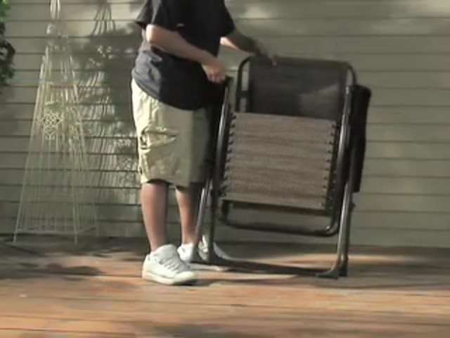 Guide Gear® Deluxe Oversized Anti - gravity Lounger - image 8 from the video
