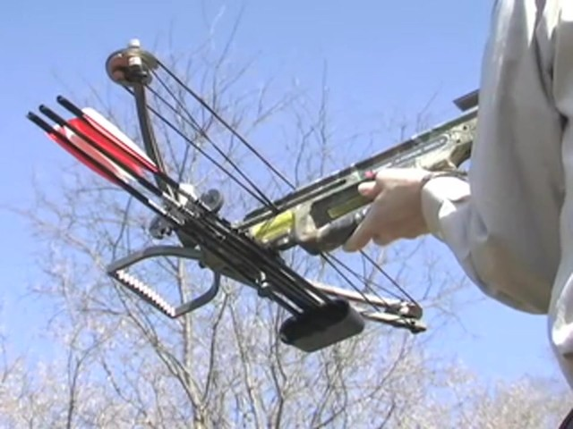 Eastman® X - Force 500LX Crossbow Kit Mossy Oak Break - Up® - image 1 from the video