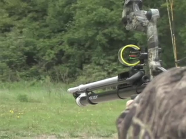 Bow - mount .22 - cal. Airow Gun™ - image 4 from the video