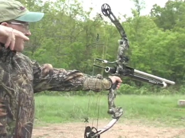 Bow - mount .22 - cal. Airow Gun™ - image 7 from the video