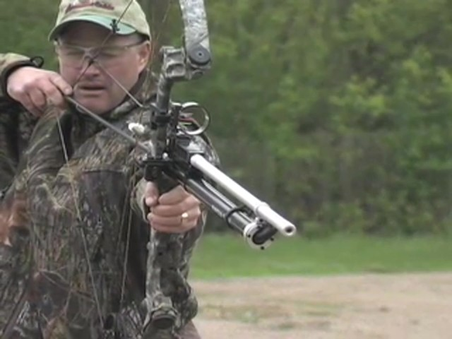Bow - mount .22 - cal. Airow Gun™ - image 9 from the video