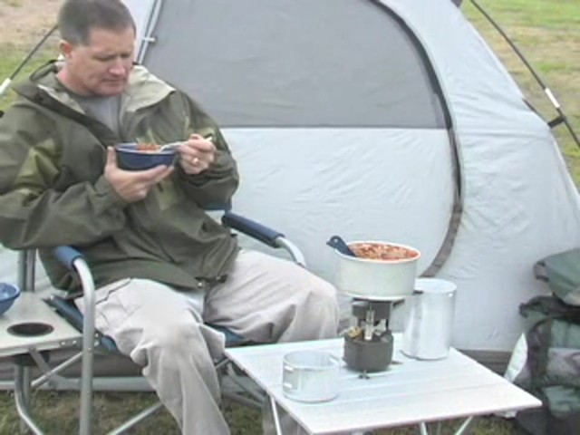 New U.S. Military M1950 Gas Stove - image 1 from the video