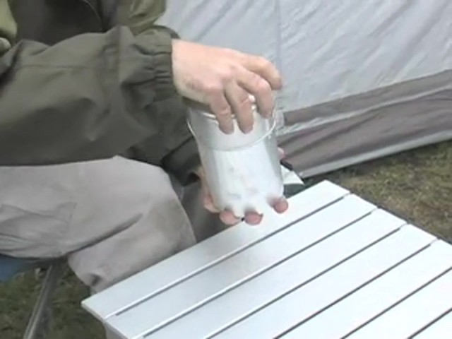 New U.S. Military M1950 Gas Stove - image 3 from the video