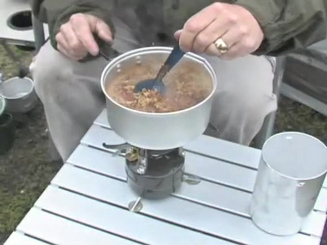 New U.S. Military M1950 Gas Stove - image 9 from the video
