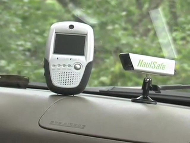 HaulSafe™ Wireless Backup Camera - image 1 from the video