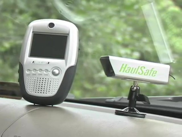 HaulSafe™ Wireless Backup Camera - image 10 from the video