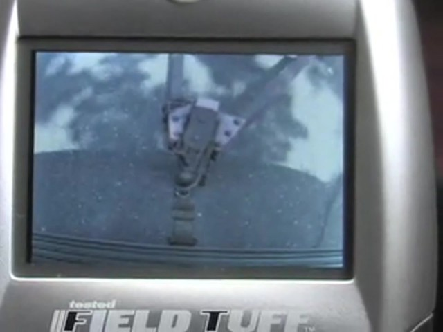 HaulSafe™ Wireless Backup Camera - image 3 from the video