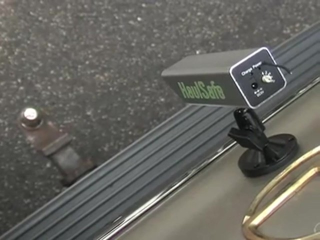 HaulSafe™ Wireless Backup Camera - image 4 from the video