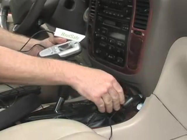 HaulSafe™ Wireless Backup Camera - image 8 from the video