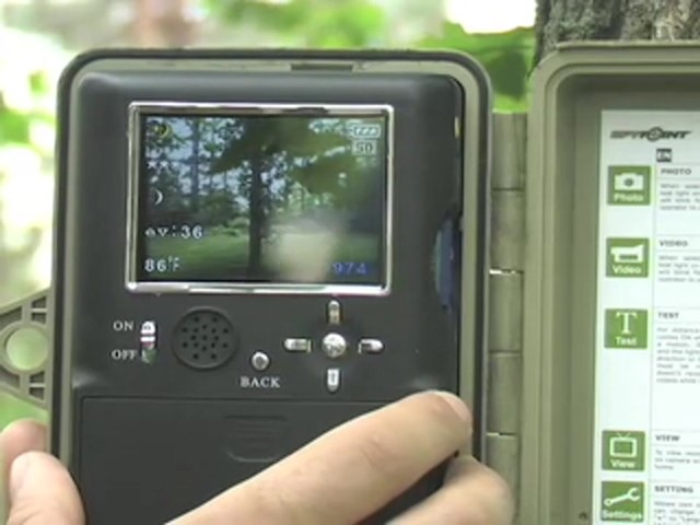 SpyPoint™ Pro - X 12 - megapixel Game Camera - image 10 from the video