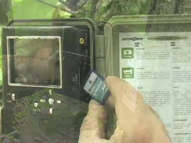 SpyPoint™ Pro - X 12 - megapixel Game Camera - image 8 from the video