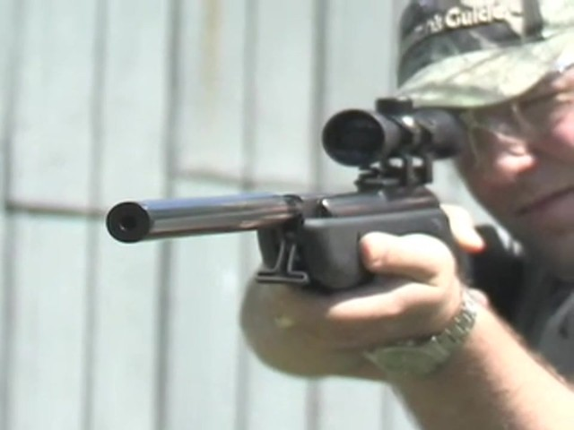 Venom Nitro - Piston™ .177 - cal. Air Rifle with 4x32 mm Scope - image 1 from the video