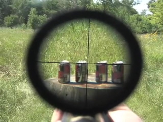 Venom Nitro - Piston™ .177 - cal. Air Rifle with 4x32 mm Scope - image 6 from the video