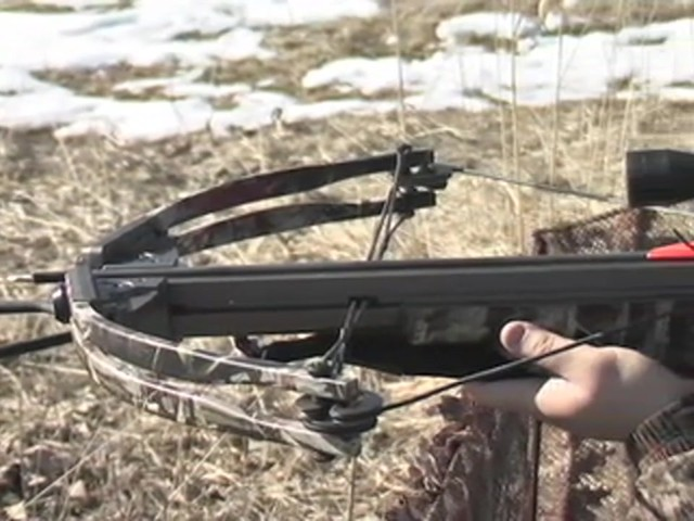 Arrow Precision® Hellfire™ Crossbow Kit Camo - image 1 from the video