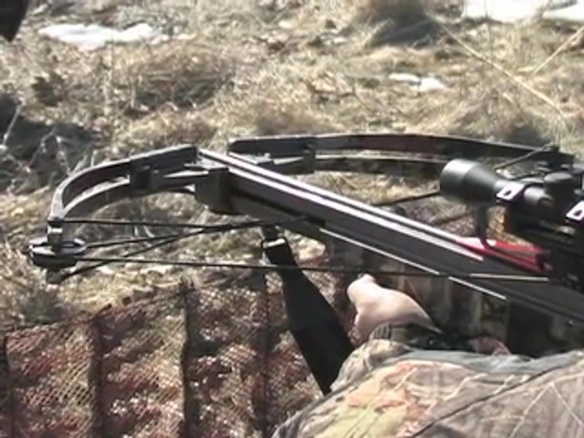 Arrow Precision® Hellfire™ Crossbow Kit Camo - image 3 from the video