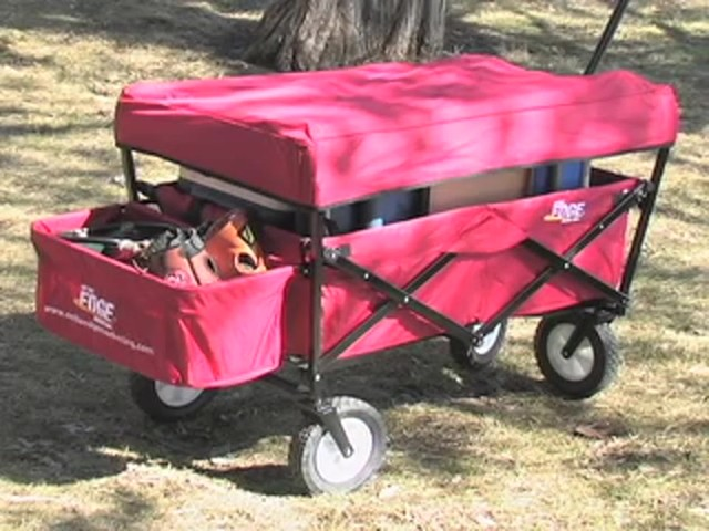 Folding Portable Wagon - image 1 from the video