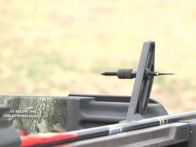 Horton® 150 - lb. Summit Crossbow Realtree® Hardwoods HD® - image 3 from the video