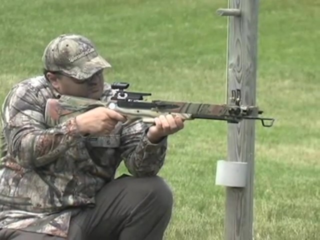 Eagle 6 Deluxe Compound Crossbow - image 10 from the video