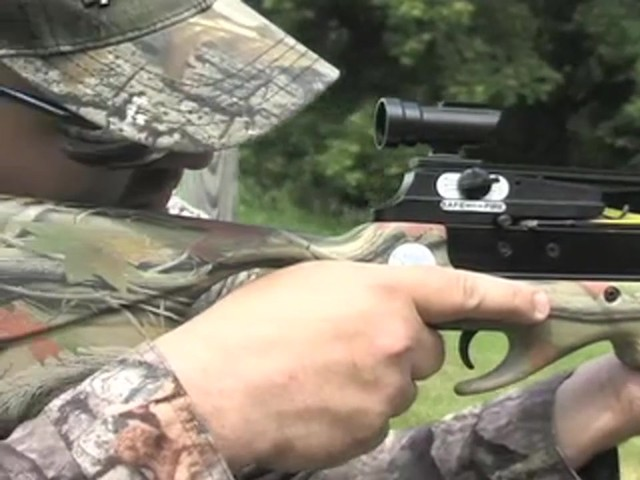 Eagle 6 Deluxe Compound Crossbow - image 2 from the video