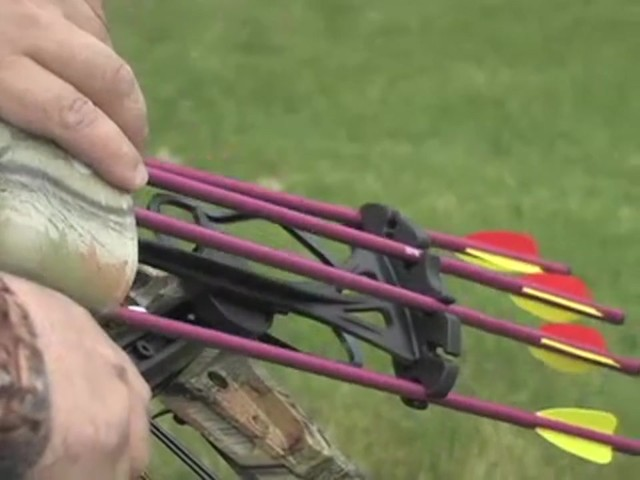 Eagle 6 Deluxe Compound Crossbow - image 5 from the video