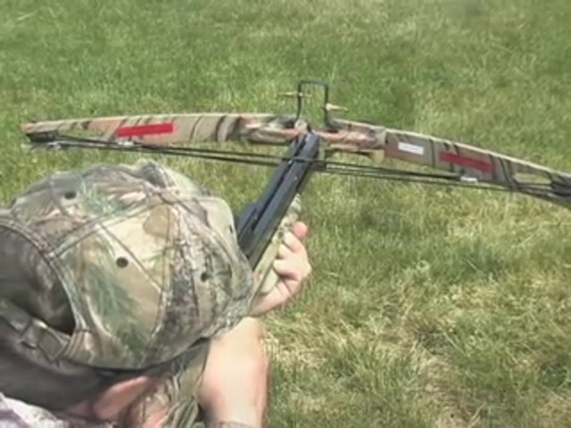 Eagle 6 Deluxe Compound Crossbow - image 6 from the video