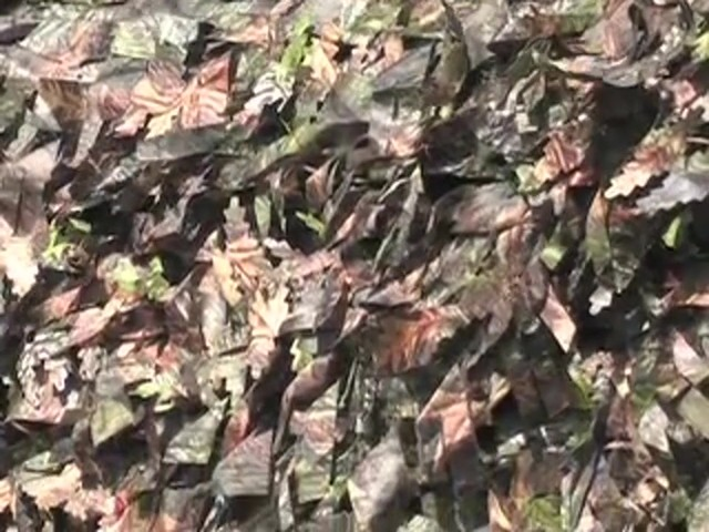 Guide Gear® Leafy Hybrid Blind - image 2 from the video