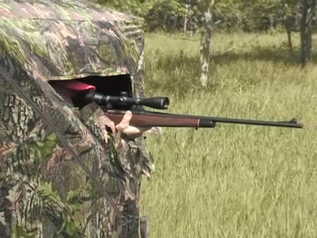 Guide Gear® Leafy Hybrid Blind - image 9 from the video