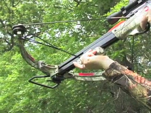 PSE® Reaper™ Crossbow Kit - image 6 from the video