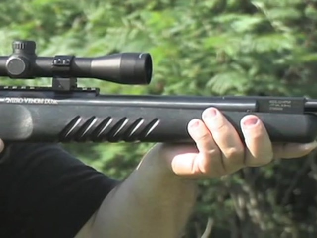 Crosman® Nitro Venom Dusk Air Rifle  - image 4 from the video