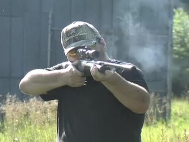 Crosman® Nitro Venom Dusk Air Rifle  - image 5 from the video